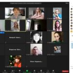 On May 26, 2021, a meeting of the Student Scientific Society took place in Zoom